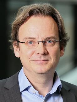 Professor Auke Ijspeert