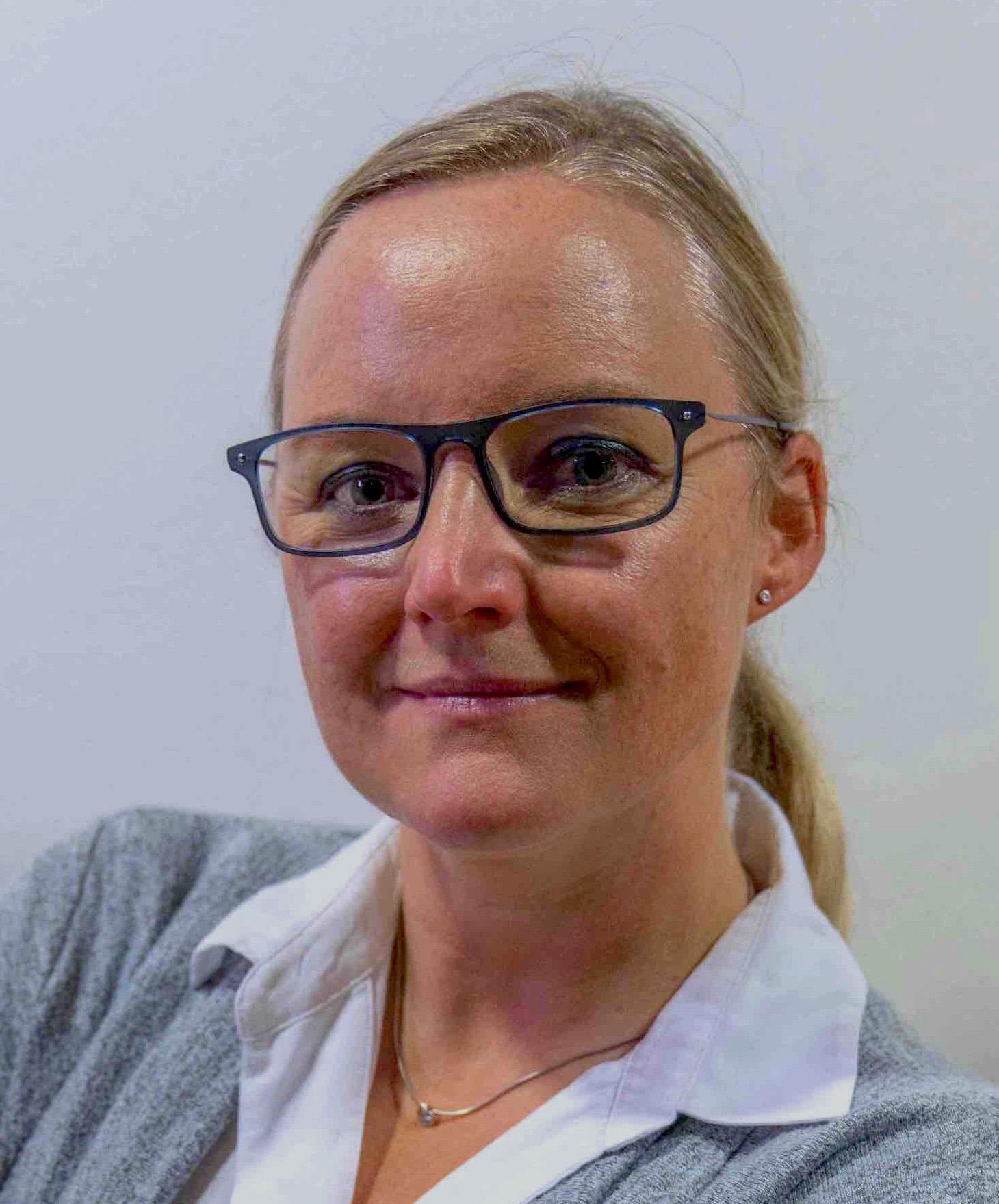 Melanie Blokesch