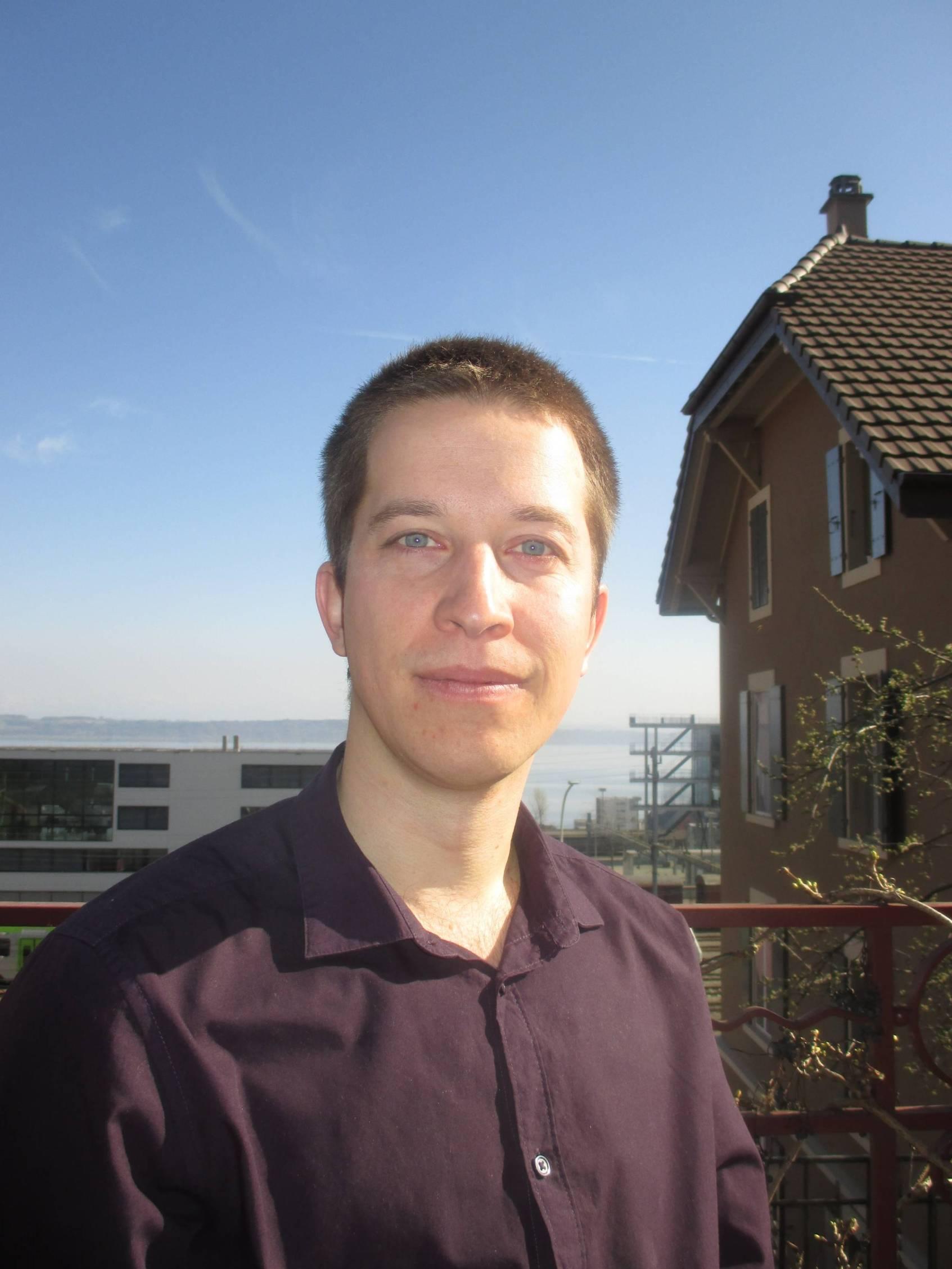 Jonathan Thomet